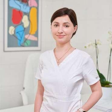 Oksana Mashchenko