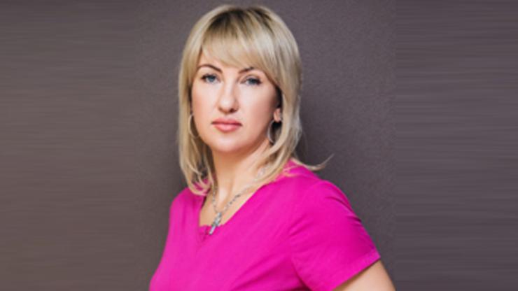Елена Рудольфовна Чернега