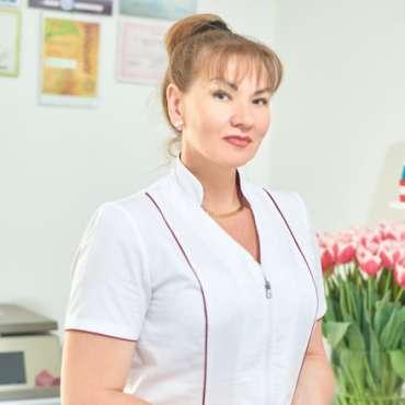 Естер Ерастівна Еленберг