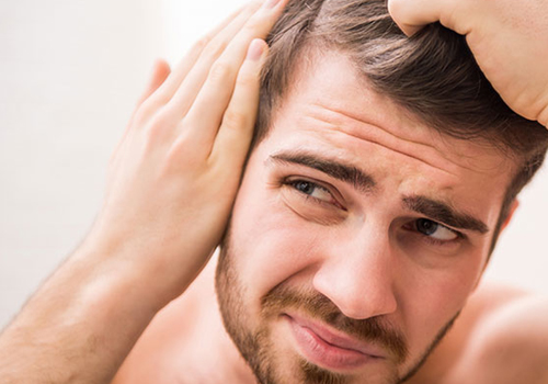 Treatment of dandruff and itchy scalp