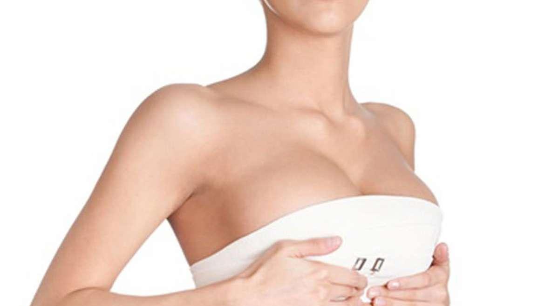 Збільшення молочних залоз