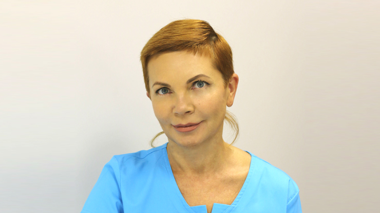 Лариса Евгеньевна Кожухова