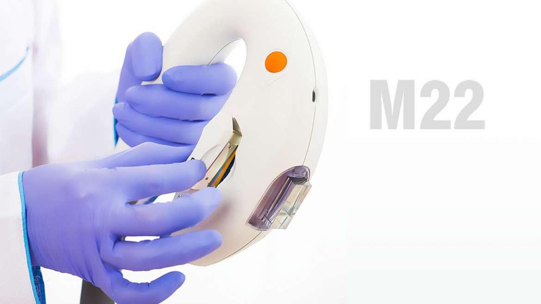 M22 mutlfunction laser