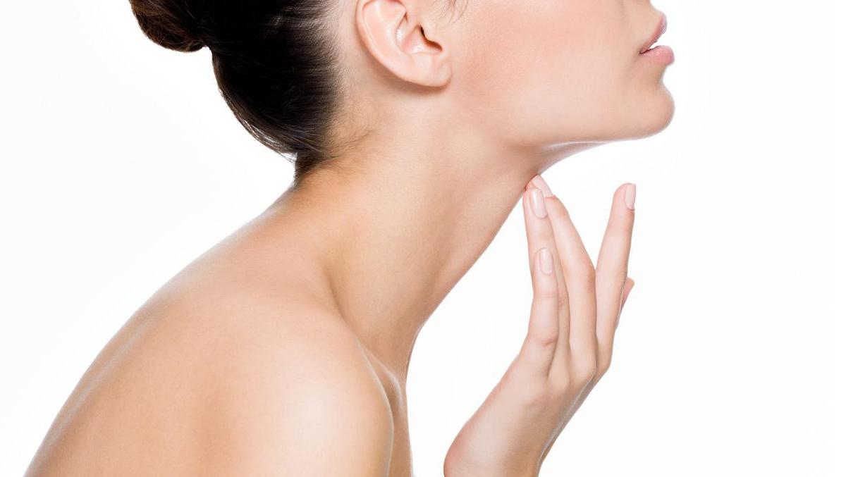 Пластика шиї