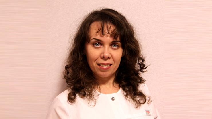 Ольга Анатольевна Максимчук