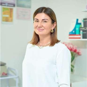 Ольга Володимирівна Гнатенко