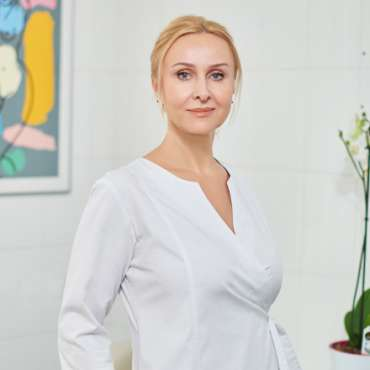Лариса Геннадіївна Михайлова