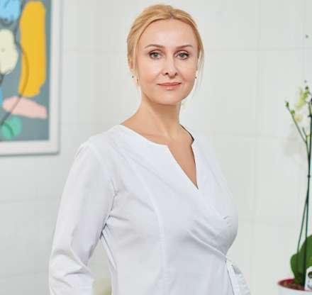 Лариса Геннадьевна Михайлова