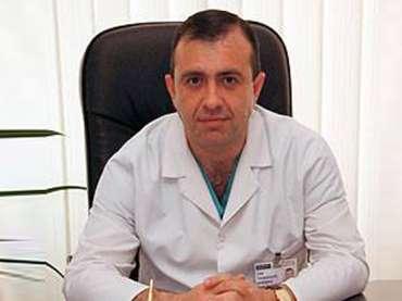 Сет Касикович Казарян