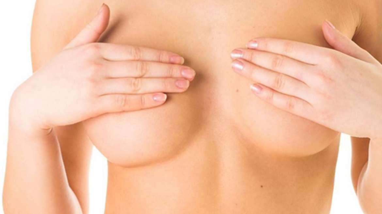 Усунення опущення молочних залоз