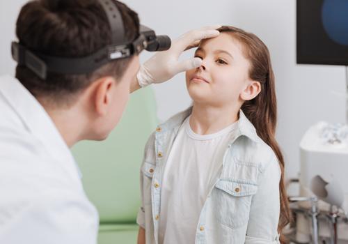 Детская отоларингология